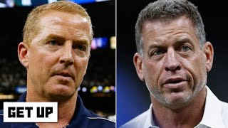 Troy Aikman rips the Cowboys for not allowing Jason Garrett to do his job | Get Up