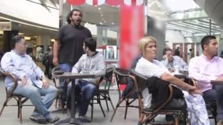 Anthem Surprise at Kanyon Mall