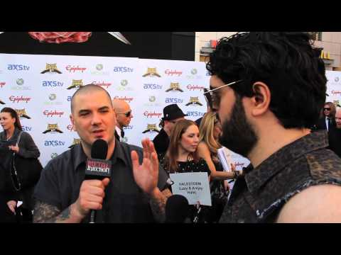 PHIL ANSELMO Interview, Revolver Golden Gods 2013 on Metal Injection