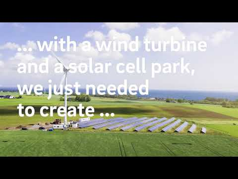 Swedens first energy self-sufficient village - Simris (eng sub)
