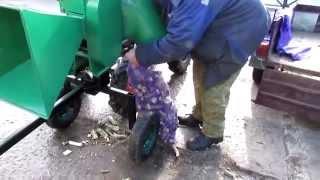 Измельчитель веток+дровокол для мотоблока(Измельчители веток - набирает широкую популярность среди дачников и фермеров. Они разнообразны..., 2015-04-23T07:27:49.000Z)
