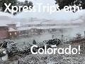 Rodeio em Colorado round completo