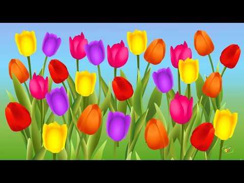Песенки для детей. Мультик про весну для малышей и взрослых для поднятия настроения ;)