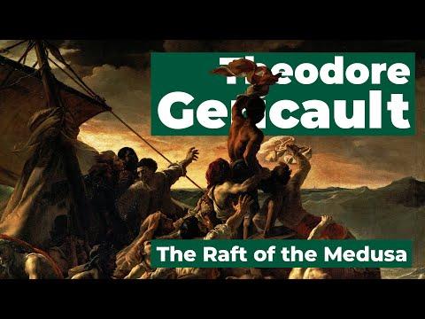 THÉODORE GÉRICAULT : Raft Of The Medusa