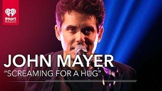 John Mayer Talks About Sunday Night Show | iHeartRadio Live