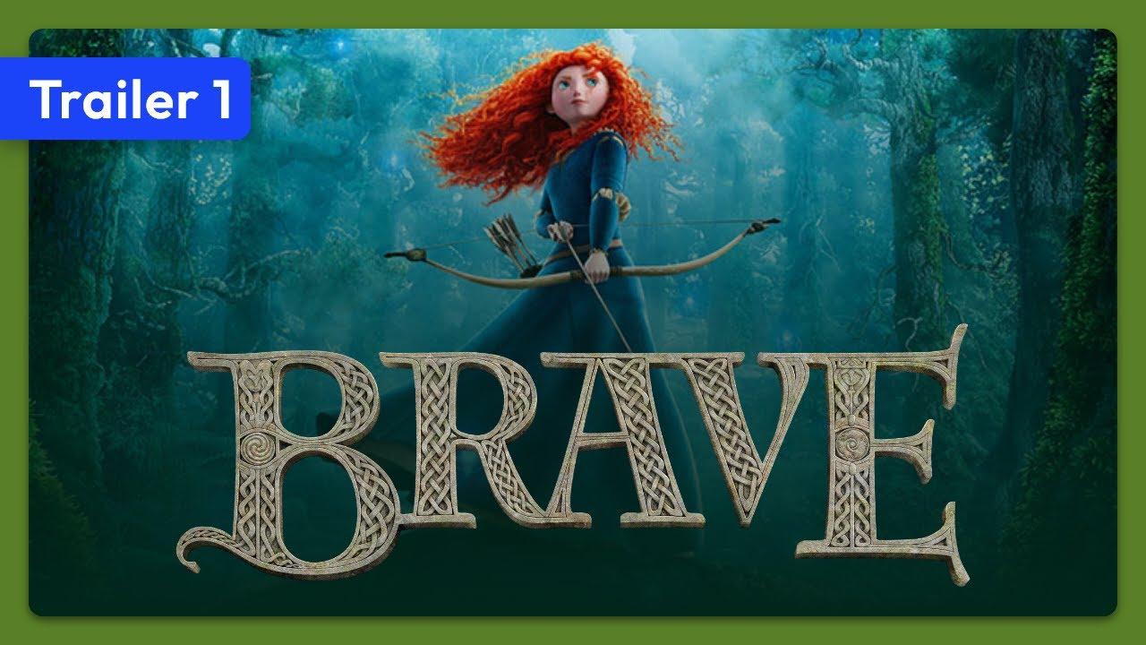 Download Brave (2012) Trailer 1