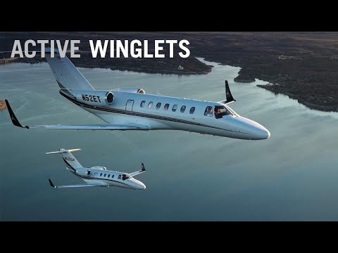 Active Winglets: A Leap Forward in Aerodynamics Technology – AINtv
