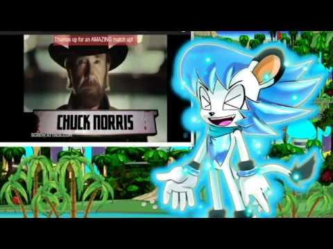 (Re-Upload) Frost Reaction: Death Battle Chuck Norris Vs Segata Sanshiro