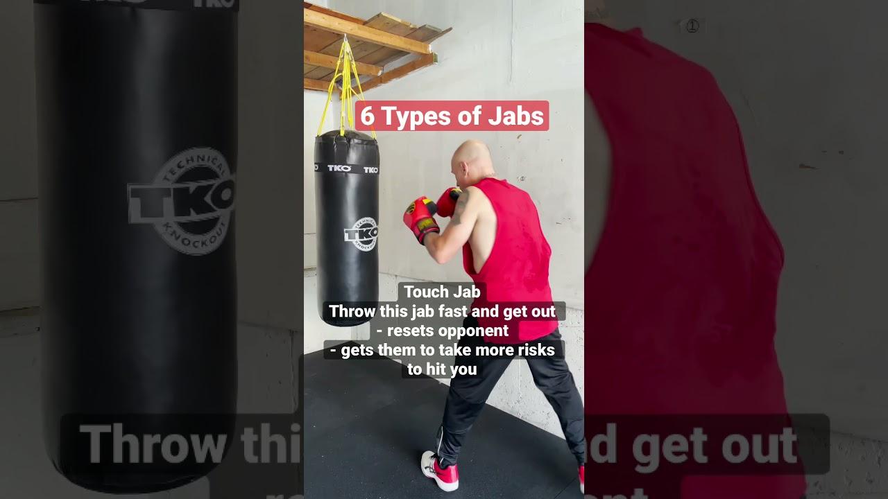 Download 6 Types of Jabs #boxing #jab