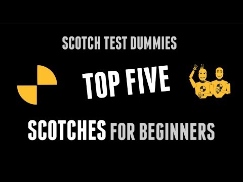 Top 5 Scotches For Beginners #162
