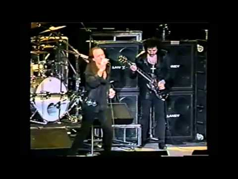 Cross of Thorns (featuring Bill Ward on drums).