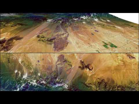 Blackhawk, Silver Reef Rock Avalanches, 3D Multispectral Image Analysis