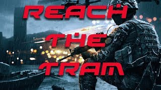 Battlefield 4 Gameplay - Escape and Reach the Tram HD (17/25)