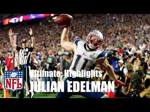 """Julian Edelman Ultimate Highlights   """"High""""   HD"""