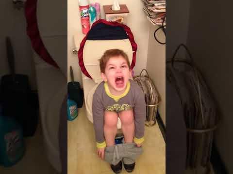 Bathroom pooping - YouTube