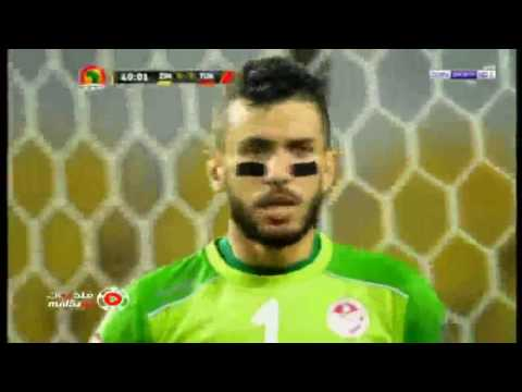 Highlights match Zimbabwe 2 vs 4 Tunisia HD #African #Cup of Nations #CAN 2017