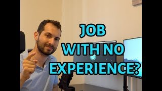 How to get a Job as a Programmer with No Experience?
