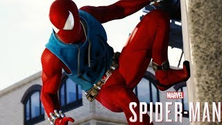 GRZEBIĄC W ŚMIECIACH! - Let's Play Spiderman #10 [PS4]