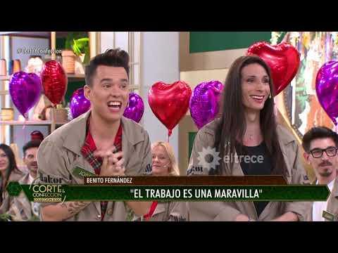 Mariana A. Y José Perea La Rompieron Con Su Diseño De San Valentín