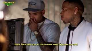 Kid Ink feat. Chris Brown - Love Me, No More (Legendado/Tradução PT BR)
