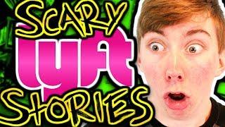SCARY LYFT + UBER HORROR STORIES! (ONLINE SUCKS Podcast #8) thumbnail