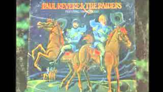 02   Ride on my Shoulder   Paul Revere & the Raiders