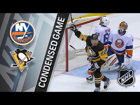12/07/17 Condensed Game: Islanders @ Penguins