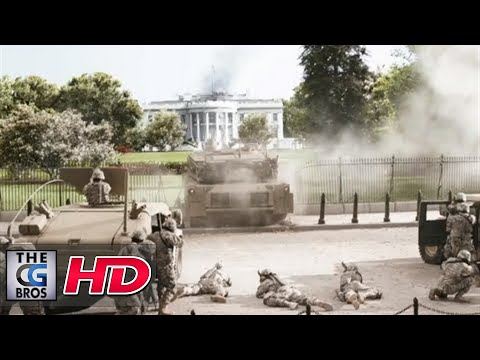 "CGI VFX Breakdowns : ""White House Down (Close Up)"" by Prime Focus World"