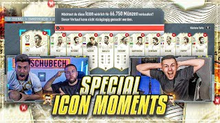 Das gibts doch NICHT .. 😓😳 Prime ICON MOMENTS Special DISCARD BATTLE vs GamerBrother !! FIFA 20