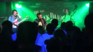 Sam Green and The Midnight Heist at The Vic, Swindon 24/10/14