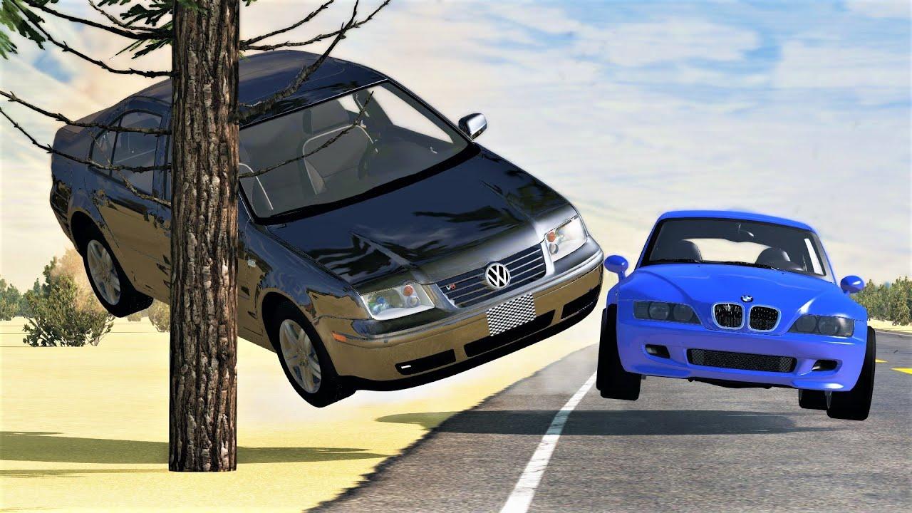 Will these Cars still Drive after Crashing? #106 - BeamNG Drive | CRASHdriven