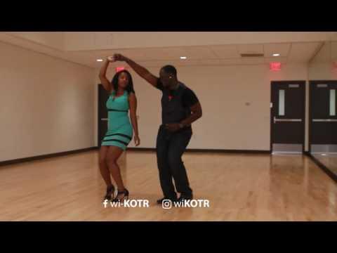 Haitian Konpa Dance vibe to Lanmou Facil by Mickael