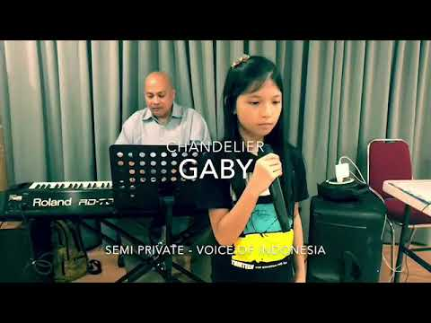 Free Download Chandelier Covered By Gaby Mp3 dan Mp4