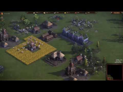 Cossacks 3 Multiplayer 1vs1 Ukraine vs Prussia (Halloween v.)