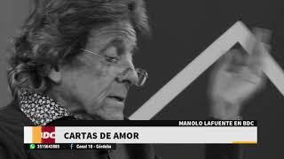 """Manolo Lafuente: """"Cartas de Amor"""""""