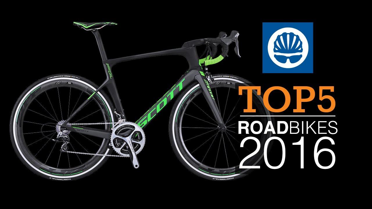 Top 5 Road Bikes 2016
