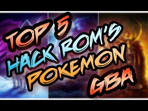 ★ TOP 5 GBA POKÉMON HACK ROM'S 2016 EN ESPAÑOL★