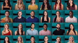 "MTV The Challenge ""War Of The Worlds"" • Elimination Order • ll SP0ilERS ll •"