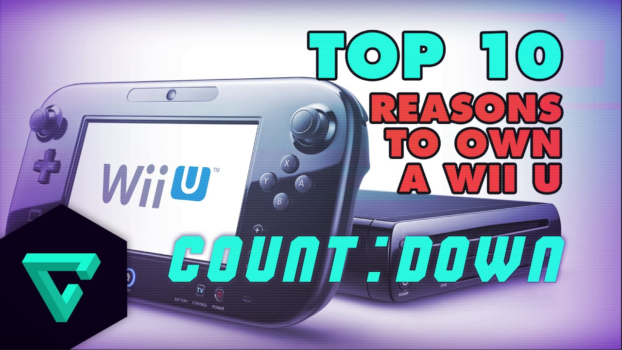 Tg10 Top 10 Reasons To Own A Wii U Youtube