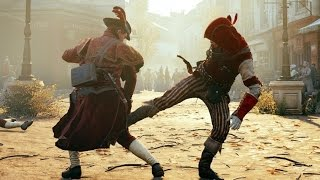 Assassin's Creed Unity Champion Assassin vs It Belongs in a Museum Ultra GTX 970