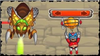Balloon Hero Game Walkthrough (All Levels)