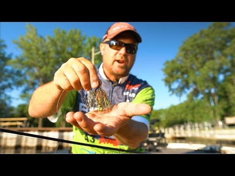How to Tune a Swim Jig