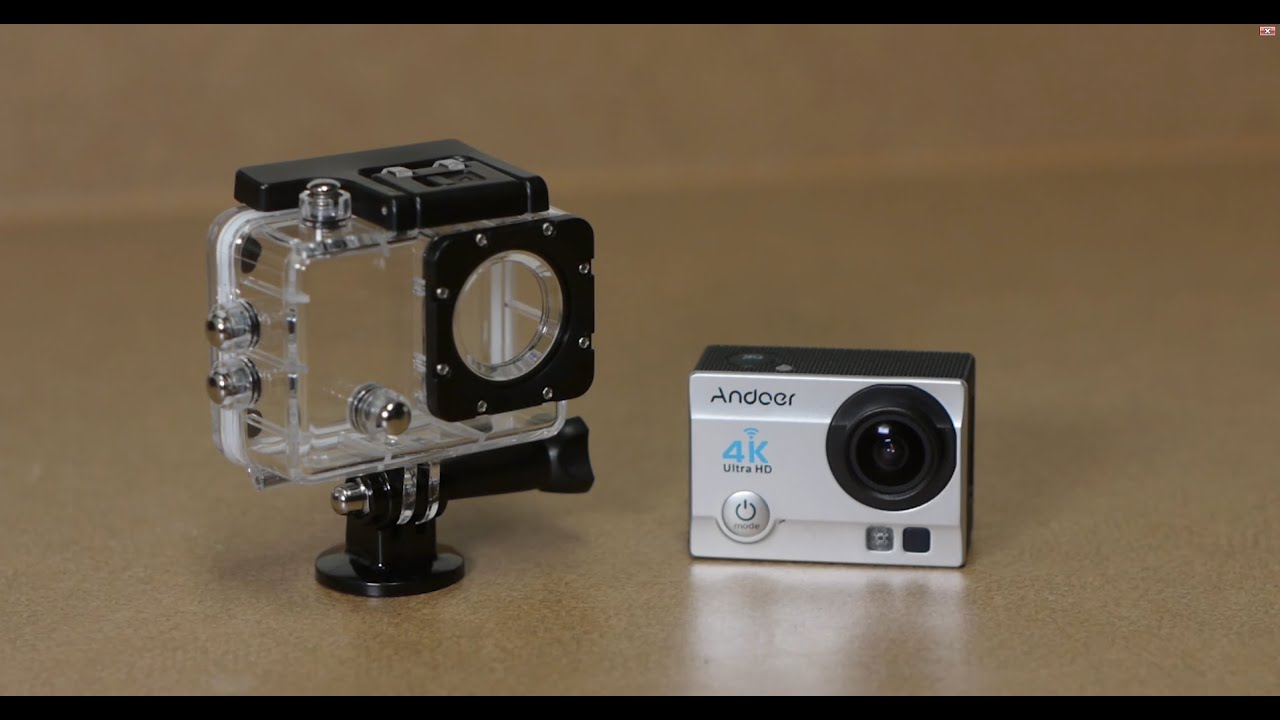 andoer 4k ultra hd action cam gopro knock off review. Black Bedroom Furniture Sets. Home Design Ideas