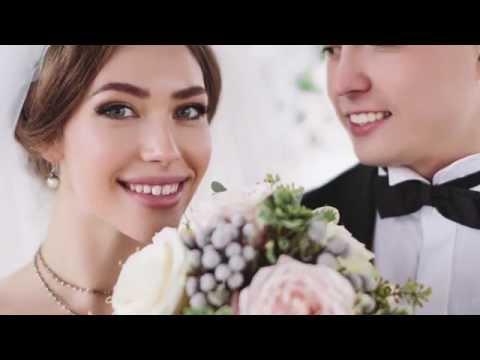 Наша свадьба)) Свадебные фотографии и свадебный клип