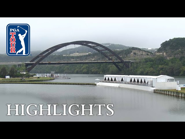Highlights | Semifinals | Dell Match Play
