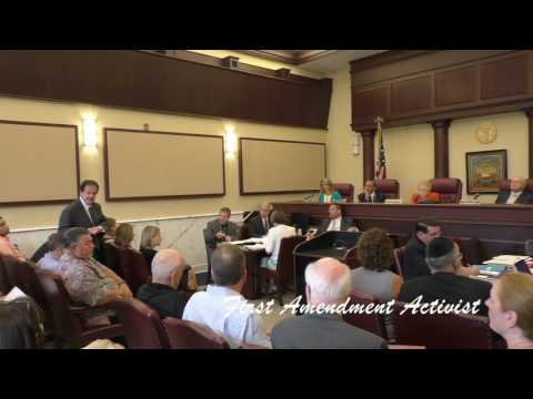 MONMOUTH COUNTY FREEHOLDERS MEETING 07/27/17