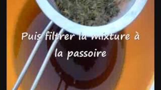 comment faire 50g de beurre de marrakech