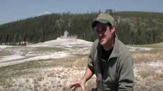 Yellowstone National Park: Geothermal Energy