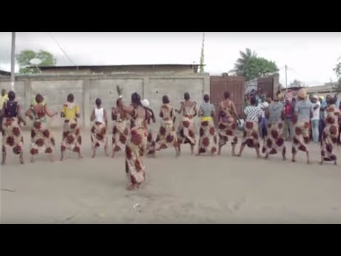 LES STARS DU MOUNTOUTA RENDENT HOMMAGE A MER MER MOUYONDZI CONGO BRAZZAVILLE