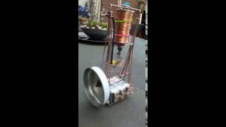 My Frist Solenoid Engine.